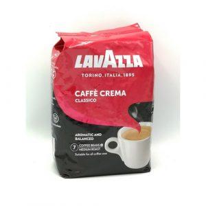 Lavazza Caffè Crema Classico 7 bonen