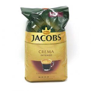 Jacobs Crema Intenso 4 bonen
