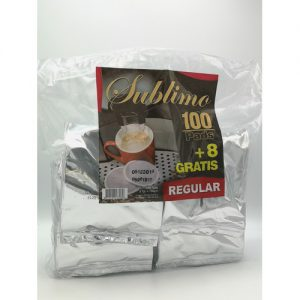 Sublimo Regular 100 pads